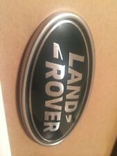 Land Range Rover Sport Discovery Defender Logo Boot Tailgate Decal Emblem Badge