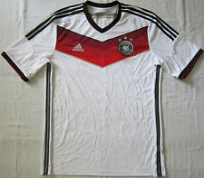 GERMANY 2014/2015 HOME FOOTBALL SHIRT JERSEY TRIKOT CAMISETA MAGLIA ADIDAS