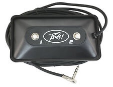 PEAVEY 2 BUTTON FOOTSWITCH