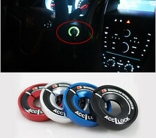 1Pc Luminous Ignition Keyhole Key Lock Ring For Audi A1 A3 A4 A5 Q3 Q5 Q7
