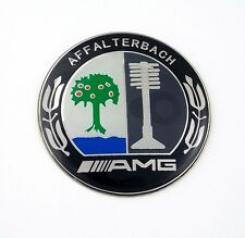 Steering sticker emblem badge 52mm AMG color AFFALTERBACH j&8