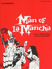 Mitch Leigh Man Of La Mancha Vocal Selections Learn Play Piano Guitar Music Book