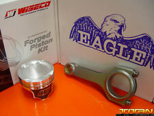 Wiseco Pistons & Eagle Rod Combo Kit For Nissan 240SX KA24