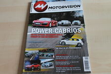 125236) BMW M3 Coupe DKG - Ford Focus RS - Motorvision 04/2013