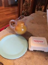 American Girl doll Breakfast Items
