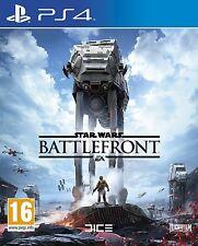 Star Wars Battlefront PS4 Neuf jouable en français Envoi Rapide de France
