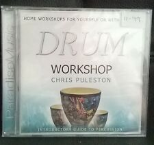 Drum Workshop CD by Chris Puleston