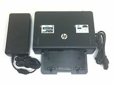 HP Advanced Docking Station - NZ222UT#ABA -With  230W Power Adapter