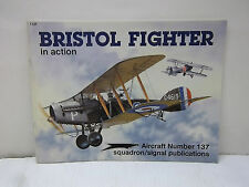Bristol Fighter in action - Aircraft No. 137, Peter Cooksley, Very Good.  Used w