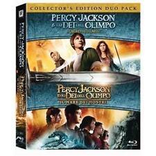 Blu Ray PERCY JACKSON - Il Mare dei Mostri + Il Ladro di Fulmini ......NUOVO