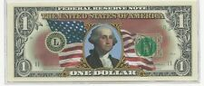 COLORIZED OBVERSE $1 FEDERAL RESERVE NOTE