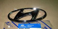 2009-2015 Hyundai Genesis Coupe OEM Trunk Lid H Symbol emblem badge