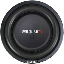 "MB QUART DS1-204 Discus Series 400-Watt Shallow Subwoofer (8"""")"
