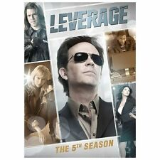 DVD: LEVERAGE SEASON 5