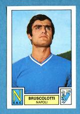 CALCIATORI 1975-76 Panini - Figurina-Sticker n. 201 - BRUSCOLOTTI - NAPOLI -Rec