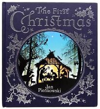 The First Christmas by Jan Pienkowski (2014, Picture Book)
