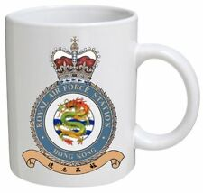 ROYAL AIR FORCE STATION HONG KONG COFFEE MUG