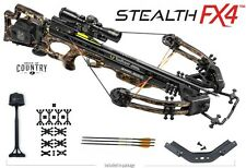 TenPoint Stealth FX4™ ACUdraw™ Crossbow Package