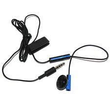 Official Headset Earbud Headphone Microphone Earpiece For Sony Playstation 4 PS4