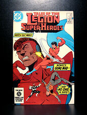 COMICS: DC: Legion of Super-Heroes #319 (1980s), 2nd Lady Memory app - (flash)