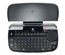 Logitech Dinovo Mini Remote Control Keyboard for Logitech Revue & Google TV
