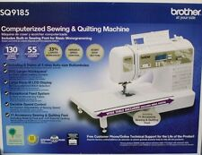 Brother 130-Stitch Sewing and Quilting Machine, SQ9185 25 YR LIMITED WARRANTY