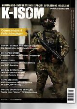 K-Isom 1/2017 special operations magazine commandement des forces spéciales NEUF