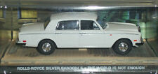 James Bond 007 THE WORLD IS NOT ENOUGH diorama 1:43 Rolls-Royce Silver Shadow II
