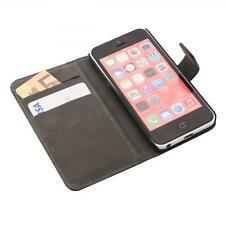 Apple iPhone 5c sac portable noir Case portefeuille wallet Housse de protection Cover