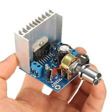 AC/DC 12V/2A TDA7297 2x15W Digital Audio Amplifier DIY Kit Dual-Channel Module