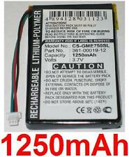 Batterie 1250mAh Pour Garmin Edge 605, Garmin Edge 705, P/N: 361-00019-12