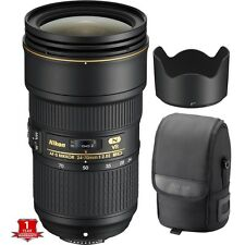 Nikon AF-S NIKKOR 24-70mm f/2.8E ED VR Lens for Nikon Camera Bodies - NEW - SALE