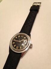 VTG Timex Skin Diver Men wrist watch ~ WaterProof 200FT ~ Original PARTS/REPAIR