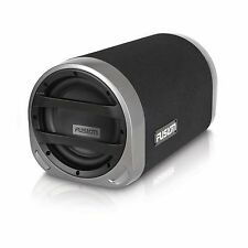 "FUSION EN-AT1102 10"" 800W ACTIVE BASS TUBE BUILT-IN AMP SUBWOOFER PICK UP ONLY"