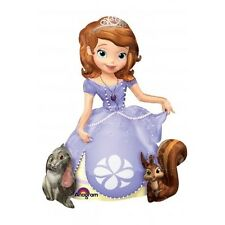 "PRINCESS SOFIA THE FIRST 48"" JUMBO AIRWALKER PARTY FOIL BALLOON"