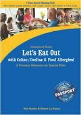 Let's Eat Out with Celiac/Coeliac and Food Allergies! Reference for Gluten and A