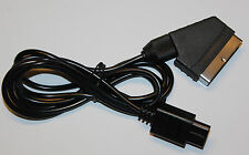 SNES RGB LUMINANCE SYNC PAL SUPER NINTENDO SNES SCART VIDEO LEAD CABLE LUMA NEW