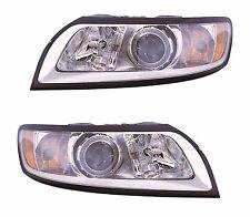 Driver+Passenger Headlight Pair for 2008 2009 2010 11 VOLVO S40/V50 PriorityShip