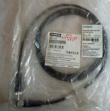 SIEMENS 6GT2891-4FH20 CORDSET 8 PIN MALE/FEMALE STRAIGHT/STRAIGHT 2M, NEW