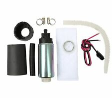 255LPH In-tank High Performance and High Pressure ELectric Fuel Pump & Kit # 340