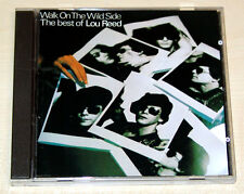 LOU REED - WALK ON THE WILD SIDE - THE BEST OF - CD
