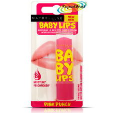 Maybelline Baby Lips Pink Punch Soft Lip Protection Moisture Balm Stick