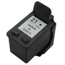 Remanufactured Ink Cartridge for HP 21 C9351AE Black for HP Deskjet D1330 D1341