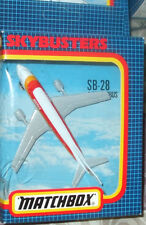 1989 Matchbox Skybusters SB-28 A300 Airbus Iberia Airlines Mint in Unpunched