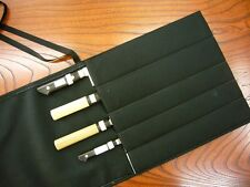 Japanese Kitchen Chef's Knives Knife Houchou Carry Case from JAPAN