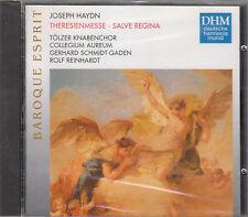 HAYDN THERESIENMESSE SALVE REGINA DHM CD