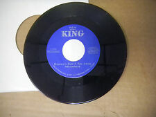 THE KENDALLS heart of the matter/heaven's just a sin away UNPLAYED KING 45