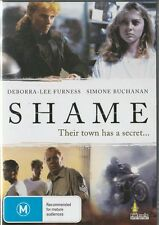 SHAME - AUSSIE CLASSIC - NEW & SEALED DVD FREE LOCAL POST