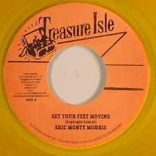 ERIC MONTY MORRIS - GET YOUR FEET MOVING (TREASURE ISLE) 1966