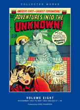 Adventures into the Unknown #8 HC